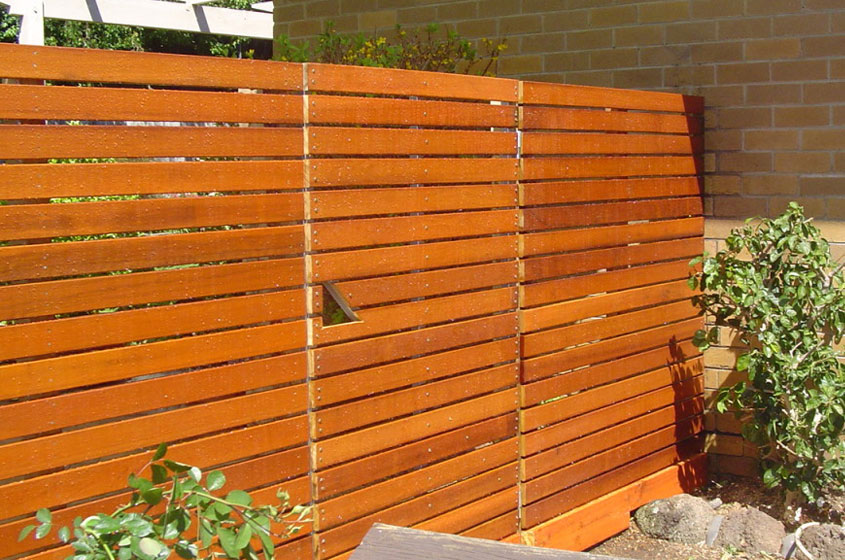 Merbau Fencing | That's Fencing | Eastern Suburbs | Timber Fencing Specialist
