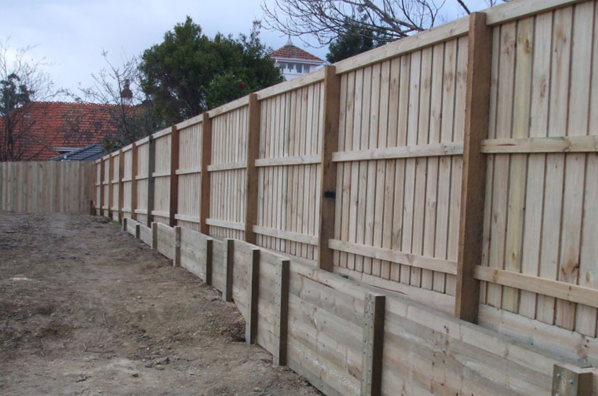 Paling Fence Installation In Melbourne That S Fencing