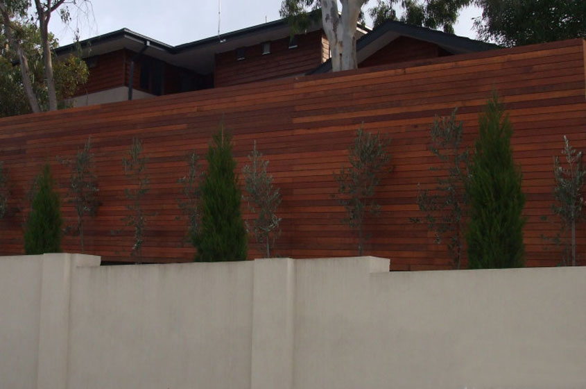 Merbau Fencing | That's Fencing || Eastern Suburbs | Timber Fencing Specialist